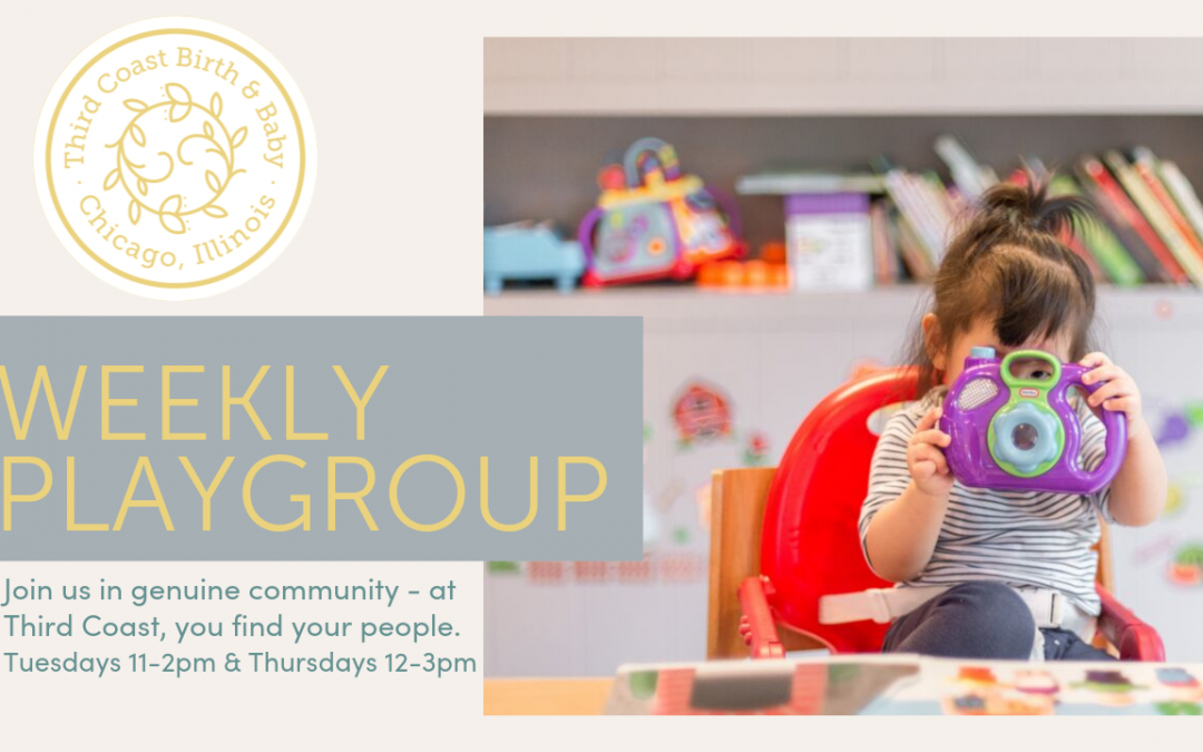 Thursday Weekly Playgroup