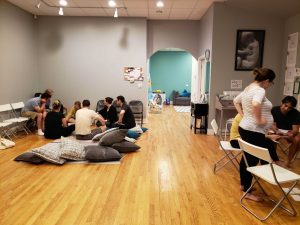 weekend childbirth class
