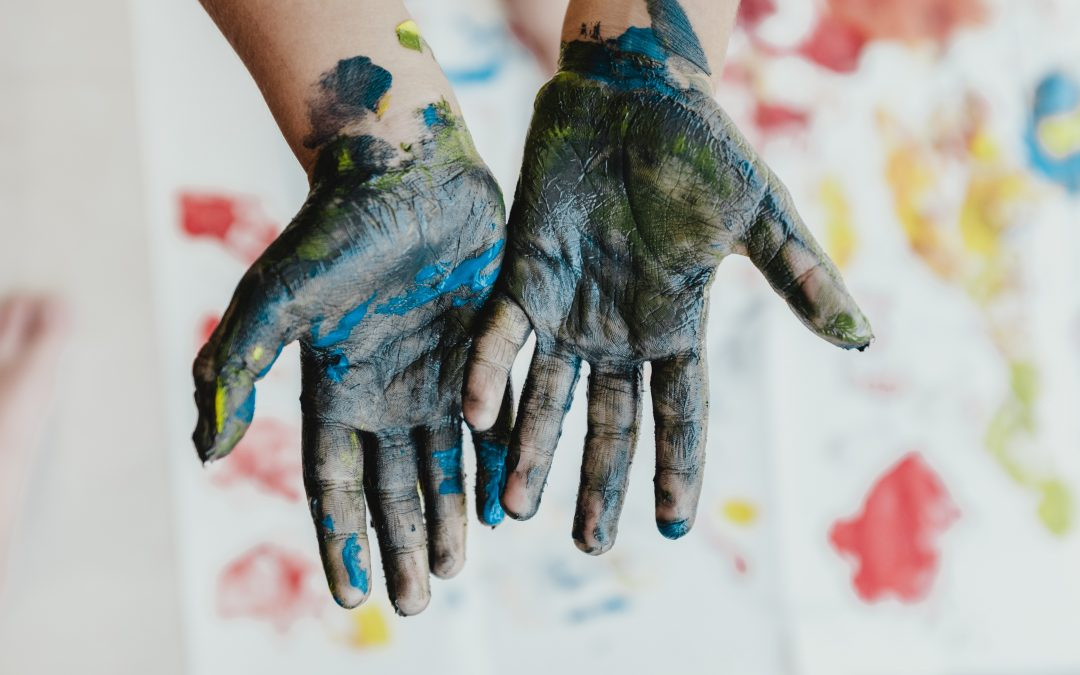 Life is Messy – a creative parenting workshop