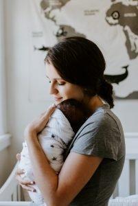 postpartum cafe